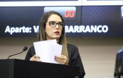 MP pede reprovação das contas de deputada estadual e devolução de R$ 108 mil
