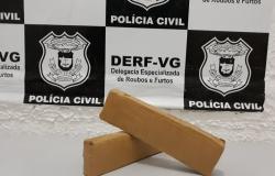 Irmãos são presos por roubos e tráfico de drogas em VG