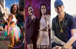 Carnaval de rua, Maiara & Maraisa e MC Brisola neste fim de semana em Cuiabá