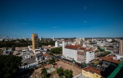 Instituto emite alerta de tempestade para todas as cidades de Mato Grosso