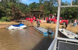 Homem cai de moto aquática e morre afogado em rio de MT