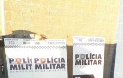 Polícia prende homem com 203 tabletes de maconha no Nova Esperança II, em Cuiabá