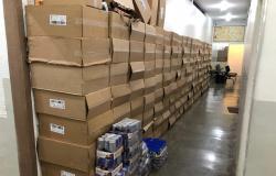 PC recupera caixas de cigarros, energéticos e suplementos roubados de empresa em Várzea Grande avaliados em R$ 800 mil