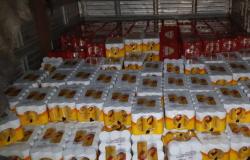 Estelionatário é preso após se passar por funcionário de mercado e retirar carga de cerveja avaliada em R$ 16 mil