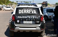 PM desarticula grupo que vendia drogas em Cuiabá e Várzea Grande