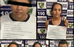 Menor aluga casa para vender droga; PM apreende 20 blocos de maconha e cocaína