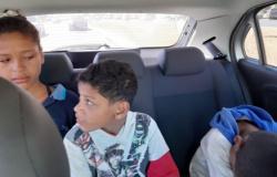 Irmãos que sumiram após sair de casa são encontrados em Cuiabá
