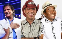 Roberto Carlos, dupla sertaneja e teatro agitam final de semana