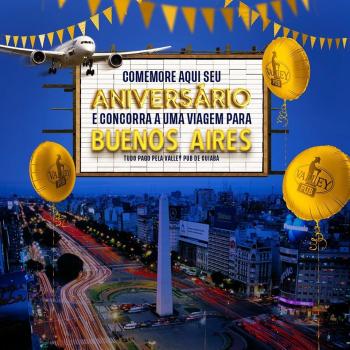 Quarta dos Aniversariantes Valley Cuiabá