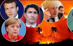 Quatro líderes do G7 querem discutir devastação da Amazônia, incentivada por Bolsonaro