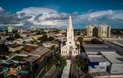 Tempo seco e calor de 38º marcam final de semana em Cuiabá