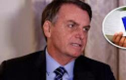 Bolsonaro assina lei que cria imposto sobre férias, 13º e horas extras