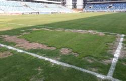 Praga danifica gramado e Arena Pantanal não pode receber jogos