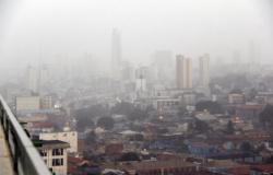 Instituto prevê chuvas ao longo da semana em Cuiabá
