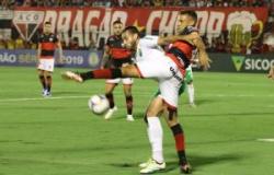 Serie B – Cuiabá toma gol, segura a pressão e empata no fim com Atlético-GO