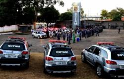 Homem alcoolizado é preso por estacionar veículo no Batalhão da Rotam