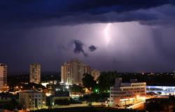 Previsão aponta chances de chuva em toda semana e alerta de tempestade em 57 cidades de MT