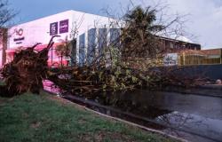 Inpe alerta para risco de temporal com granizo em Mato Grosso
