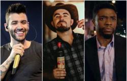 Fim de semana tem Gusttavo Lima, stand up e estreias no cinema