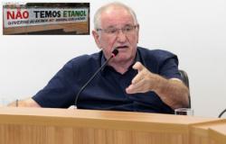 Rede de postos de combustível de MT suspende venda de etanol