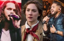 Baladas e estreias no cinema são opções para o fim de semana