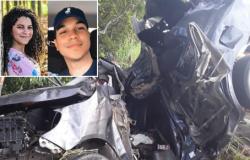 Filhos de vereador morrem após desviarem de capivara e baterem em árvore