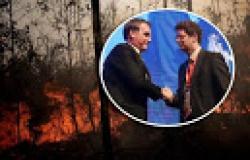 Investidores europeus decidem sair do Brasil em razão da destruição ambiental de Bolsonaro e Salles