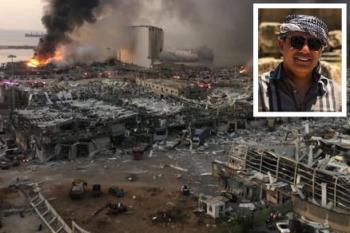 """Filho de libanês, publicitário cuiabano cita tristeza: """"Dói na gente"""""""