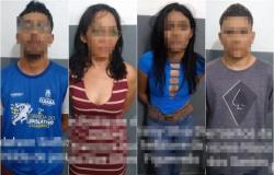 Quadrilha invade e faz reféns em assalto a drogaria em Cuiabá