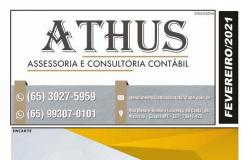 INFORMATIVO ATHUS