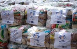 Secretaria de Assistência Social estará entregando cestas básicas para famílias em vulnerabilidade social