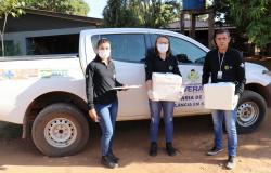Vigilância Ambiental deu início a Campanha de Vacinação Antirrábica na área rural de Vera