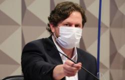 CPI suspeita que cuiabano deu Rolex de R$ 75 mil como propina