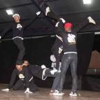 """Grupo de dança """"Conexão Break"""" de AF conquista segundo lugar de Festival de dança de Tabaporã"""