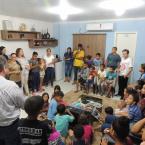 hauahuahauhauhauahhauhauahuahuahauhuAlta Floresta: Prefeito Asiel recebe alunos do CRAS em seu gabinete