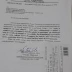 Vereador de Nova Monte Verde vai à Secretaria de segurança do estado e faz reivindicações