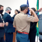 Alta Floresta: 9ª RISP recebe honraria do Estado por redução nos índices criminais