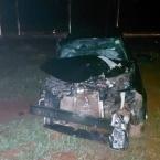 Acidente entre 3 veículos na MT-320 deixa dois gravemente feridos em Colíder