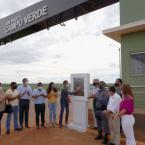 Campo Verde inaugura sistema de monitoramento por câmeras OCR