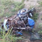 hauahuahauhauhauahhauhauahuahuahauhuMotociclista morre após bater de frente com caminhonete na MT-206