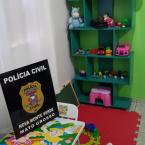 hauahuahauhauhauahhauhauahuahuahauhuDelegacia de Nova Monte Verde recebe sala de atendimento às mulheres e crianças