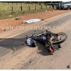 hauahuahauhauhauahhauhauahuahuahauhuColíder: Colisão frontal entre motocicleta e caminhão tanque termina em morte na MT-320