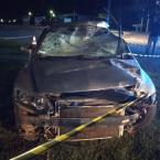 hauahuahauhauhauahhauhauahuahuahauhuMotorista morre após veículo sair de pista na MT-320