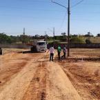 hauahuahauhauhauahhauhauahuahuahauhuPrefeito de Paranaíta dá ordem de serviço para revitalizar o cemitério Municipal