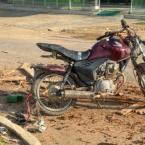 hauahuahauhauhauahhauhauahuahuahauhuMotociclista morre ao bater em traseira de caminhão em Apiacás