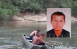 Jovem de 23 anos morre afogado no Rio São João em Nova Bandeirantes