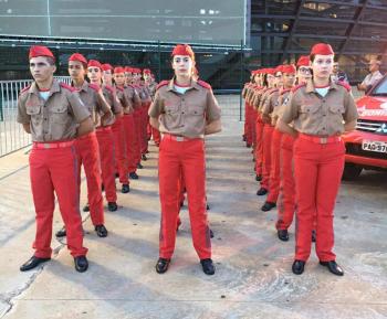Escola Militar DOM PEDRO II do Corpo de Bombeiros Militar de Alta Floresta é destaque no IDEB