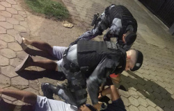 Operação Hórus: dupla é detida em Colider por direção perigosa sob influência de álcool e porte ilegal de arma.