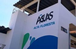 Águas Alta Floresta realiza manutenção emergencial na unidade de captação de água