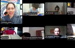 Salas online e conteúdos virtuais atendem alunos do Proerd em Alta Floresta